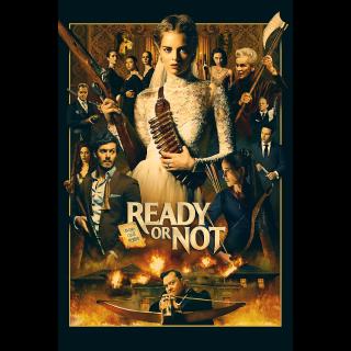 Ready or Not | HDX | VUDU