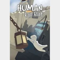 INSTANT DELIVERY Human: Fall Flat Steam Key/Code Global