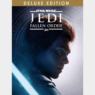 Star Wars Jedi: Fallen Order Deluxe Edition Xbox One Key/Code Global