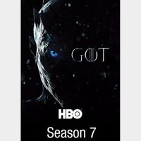 Game of Thrones Season 7 | HDX | VUDU