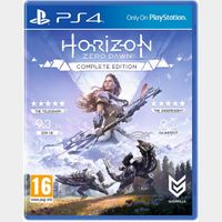Horizon Zero Dawn Complete Edition PS4 Key/Code USA