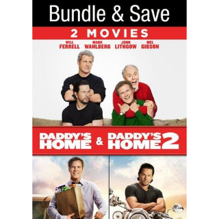 Daddy's Home 1+2 | HD | iTunes