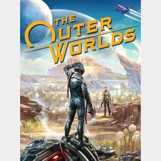 The Outer Worlds Steam Key/Code EU
