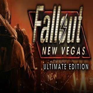 Fallout New Vegas Ultimate Edition Steam Key/Code