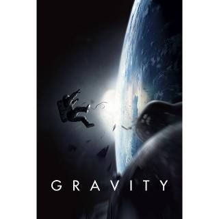 Gravity | HDX | VUDU