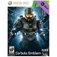 INSTANT DELIVERY Halo 4 - Corbulo Emblem Xbox 360 Key/Code Global