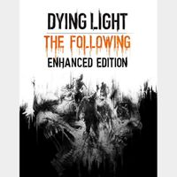 Dying Light: The Following Enhanced Edition Steam Key/Code Global
