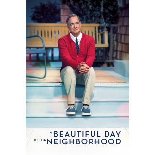 A Beautiful Day in the Neighborhood Digital Code | HDX | VUDU