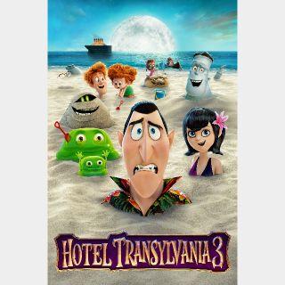 Hotel Transylvania3: Summer Vacation   HDX   VUDU or HD iTunes via MA