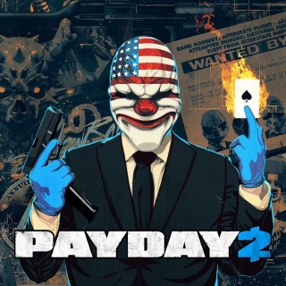 INSTANT DELIVERY Pay day 2 Steam Key/Code Global