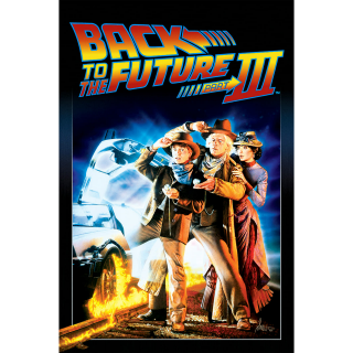 Back to the Future Part III | HD | iTunes