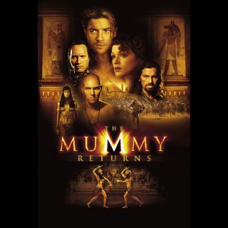 The Mummy Returns | HDX | UV VUDU