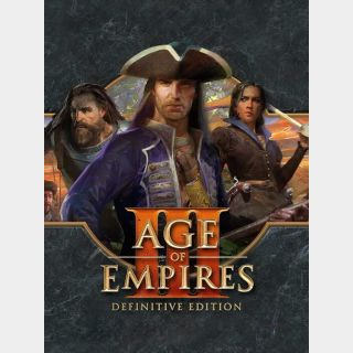 Age of Empires III: Definitive Edition Steam Key/Code Global