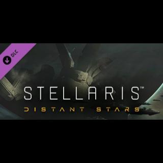 Stellaris Distant Stars Story DLC Steam Key/Code Global