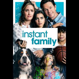 Instant Family | HDX | VUDU