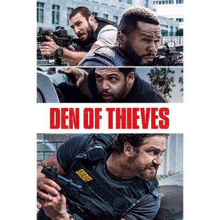 WATCH NOW Den of Thieves | HD | iTunes
