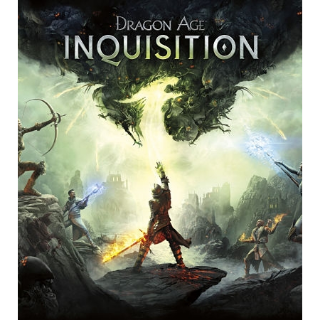 Dragon Age Inquisition Origin Key/Code Global
