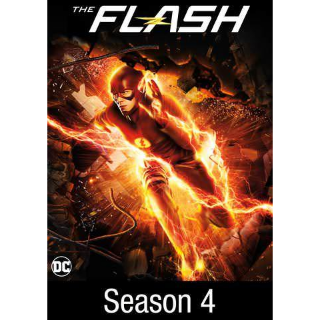 The Flash: Season 4 | HDX | VUDU