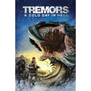 Tremors: A Cold Day in Hell | HDX | UV or HD iTunes via MA
