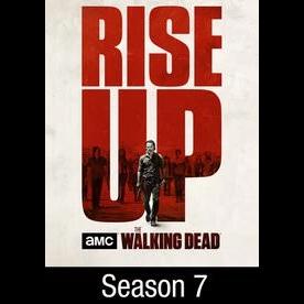 The Walking Dead Season 7  | HDX | VUDU