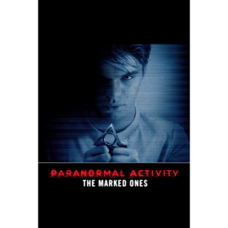 Paranormal Activity: The Marked Ones | HD | iTunes