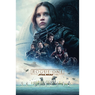 INSTANT Rogue One: A Star Wars Story | HDX | VUDU or MA