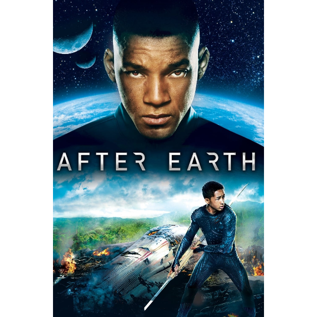 After Earth | SD | UV VUDU