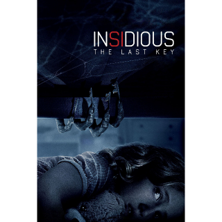 WATCH NOW Insidious: The Last Key | SD | UV or iTunes