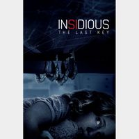 Insidious: The Last Key | SD | UV or iTunes via MA