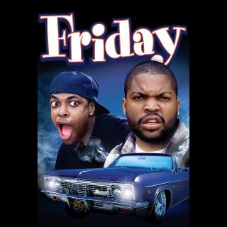 Friday (Director's Cut) | HDX | VUDU