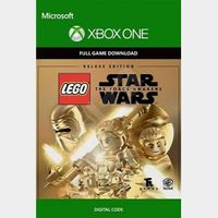 LEGO Star Wars: The Force Awakens - Deluxe Edition Xbox One / Series X|S Key/Code USA