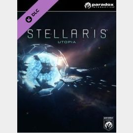 Stellaris Utopia DLC Steam Key/Code Global