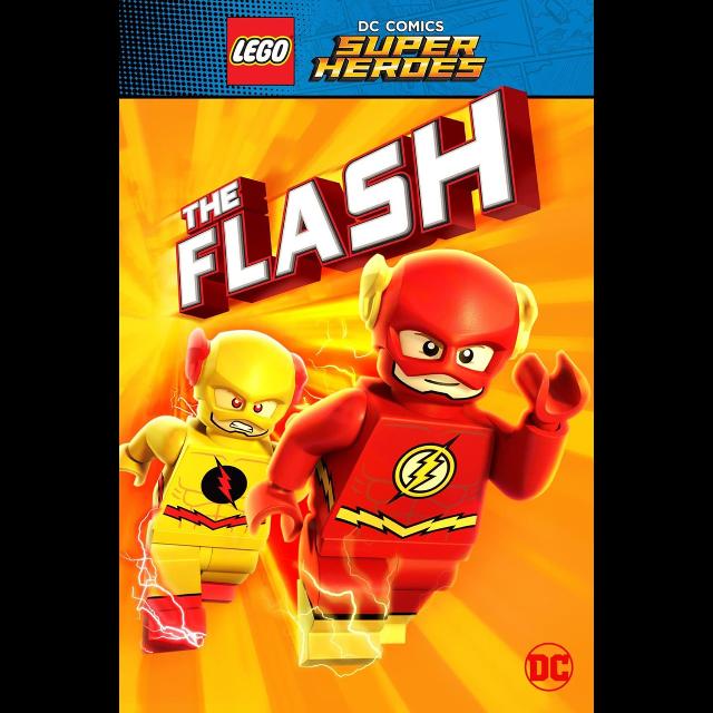 lego dc superheroes the flash full movie