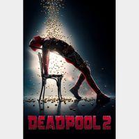 Deadpool 2 | HDX | VUDU/MA