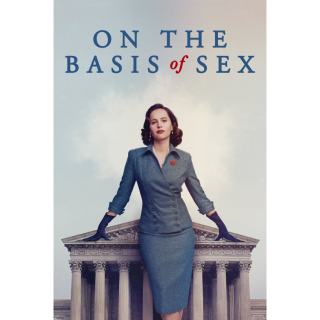 On the Basis of Sex | HDX | VUDU