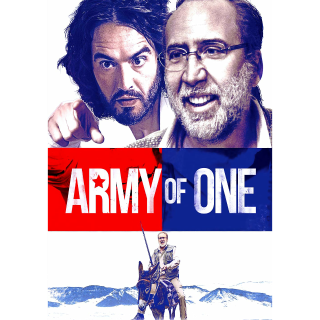 Army of One | HDX | VUDU