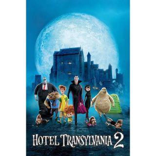 Hotel Transylvania 2   SD   VUDU