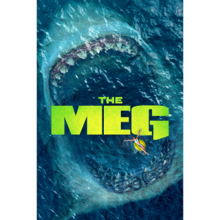 The Meg | HDX | VUDU  or HD iTunes via MA