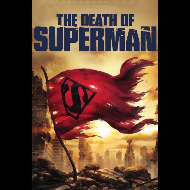 The Death of Superman | HDX | UV VUDU