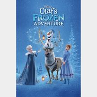 Olaf's Frozen Adventure   HDX   VUDU or MA