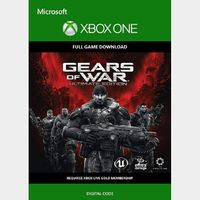 INSTANT DELIVERY GEARS OF WAR: ULTIMATE EDITION Xbox One / Xbox Series X|S Key/Code Global