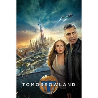 Tomorrowland | HDX/HD | UV VUDU