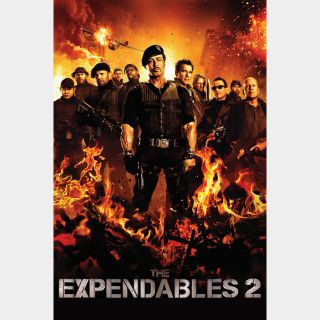 The Expendables 2   HDX   VUDU