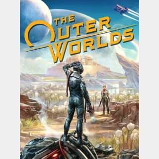 The Outer Worlds Steam Key/Code Global