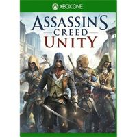 INSTANT DELIVERY Assassin's Creed Unity Xbox One Key/Code Global