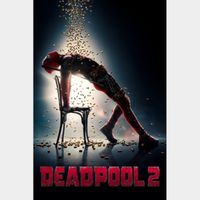 Deadpool 2 | 4K/UHD | VUDU/MA