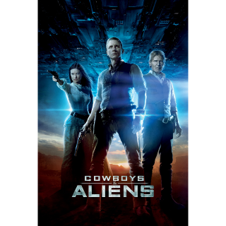 Cowboys & Aliens Theatrical| HD | iTunes