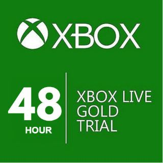 🔥INSTANT DELIVERY XBOX LIVE GOLD 2 days / 48 Hours membership Xbox Key/Code USA