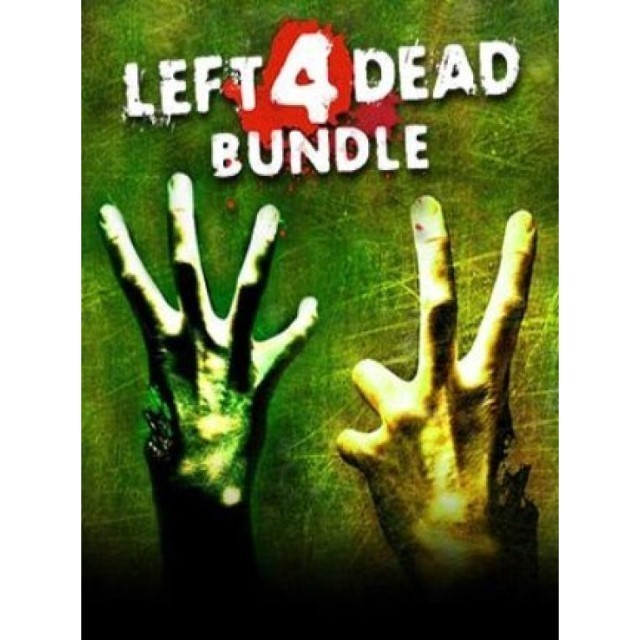 (LEFT 4 DEAD BUNDLE) STEAM KEY