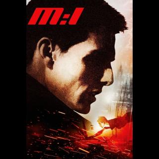 Mission: Impossible | HDX | VUDU